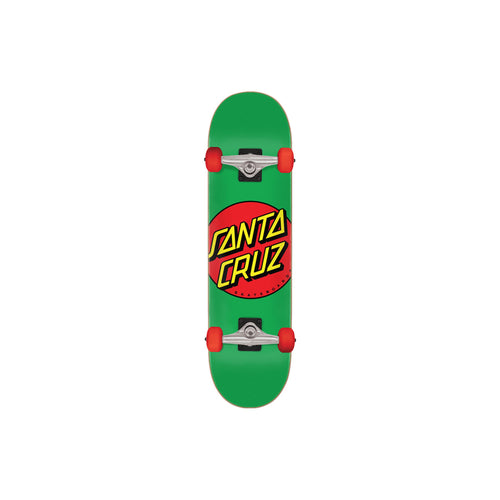 Santa Cruz Classic Dot Mid 7.80in x 31.00in - Urban Ave Boardshop