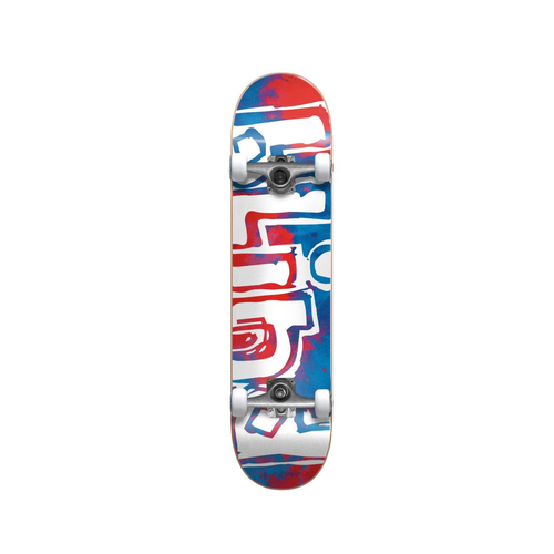 BLIND WATER COLOR RED/BLUE 7.25 - Urban Ave Boardshop