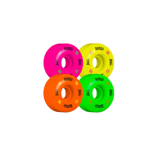 BONES PARTY PACK 100's 52MM 100a O.G FORMULA V1 ASST 4PK