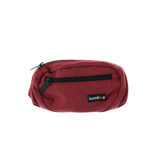 BUMBAG THE GER'T MINI BUMBAG BURGUNDY - Urban Ave Boardshop