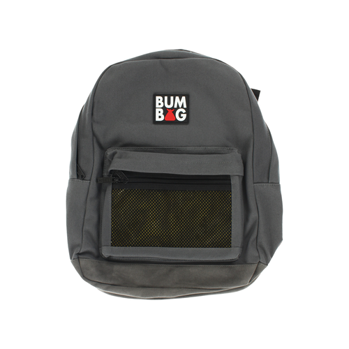 BUMBAG TWILLIAM SHAKESPEAR SCOUT BACKPACK GRAY - Urban Ave Boardshop