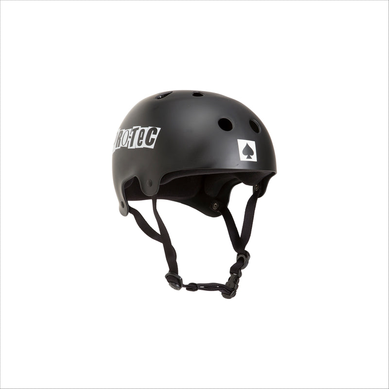 PROTEC BUCKY PRO PUNK MATTE BLACK - Urban Ave Boardshop