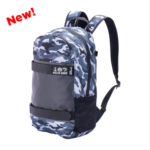 187 Pads Standard Issue Backpack - Urban Ave Boardshop