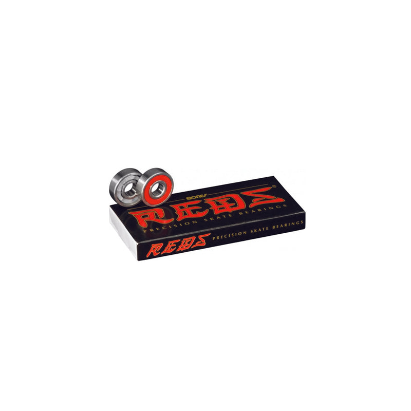 BONES REDS (SET OF 08) - Urban Ave Boardshop