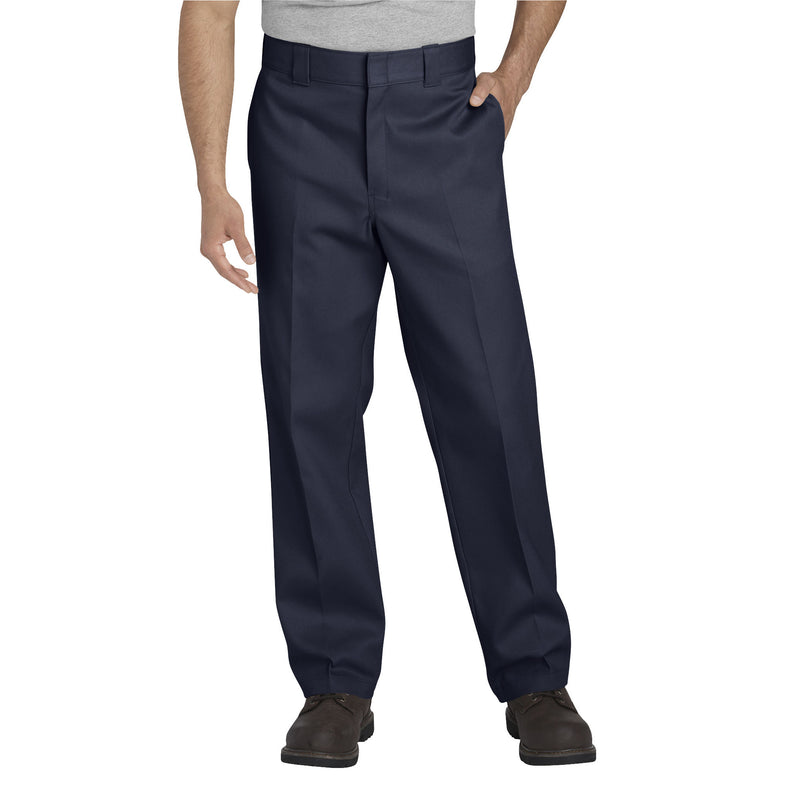 DICKIES 874 FLEX WORK PANTS (DARK NAVY) - Urban Ave Boardshop