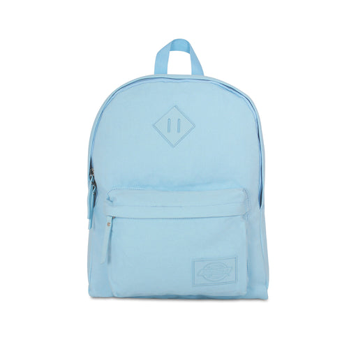 DICKIES CLASSIC CANVAS BACKPACK (CRYSTAL BLUE) - Urban Ave Boardshop