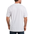 DICKIES S/S REGULAR FIT ICON GRAPHIC TEE - WHITE - Urban Ave Boardshop