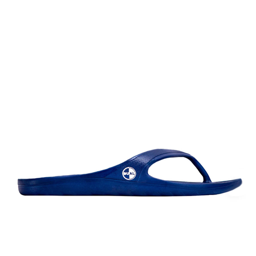 DUAL FOOTWEAR LIBE FLIP FLOP BLUE - Urban Ave Boardshop