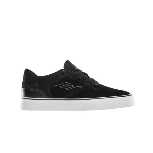 EMERICA THE REYNOLDS LOW YOUTH BLACK/GUM/WHITE - Urban Ave Boardshop