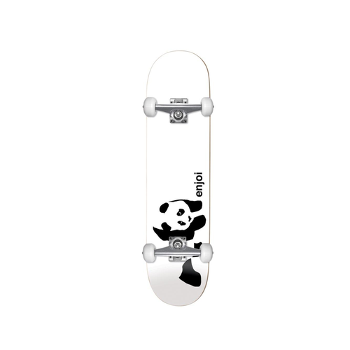 ENJOI WHITEY PANDA COMPLETE WHITE 7.75 x 31.2 - Urban Ave Boardshop