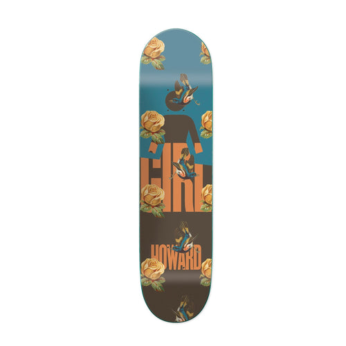 GIRL HOWARD SANCTUARY 8.37 x 31.75 - Urban Ave Boardshop