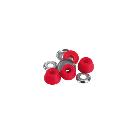 INDEPENDENT BUSHINGS LOW CUSHIONS SOFT (92a) RED - Urban Ave Boardshop