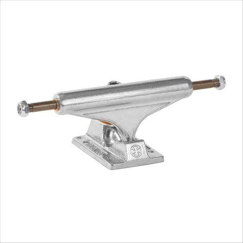 INDEPENDENT 144 STAGE 11 STANDARD HOLLOW  SILVER (SET) - Urban Ave Boardshop