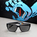 MADSON CLASSICO BLACK MATTE SCREAMING HAND GREY POLARIZED - Urban Ave Boardshop