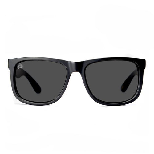 MADSON VINCENT BLACK FLAG MATTE BLACK GREY POLARIZED