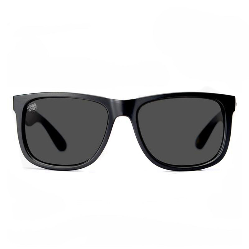 MADSON VINCENT BLACK FLAG MATTE BLACK GREY POLARIZED - Urban Ave Boardshop