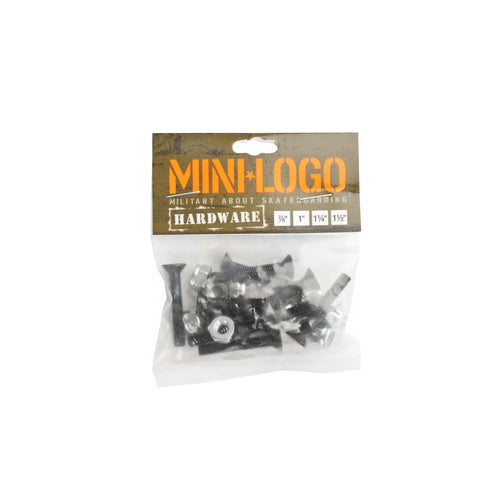 "MINI LOGO HARDWARE  1.25"" - Urban Ave Boardshop"