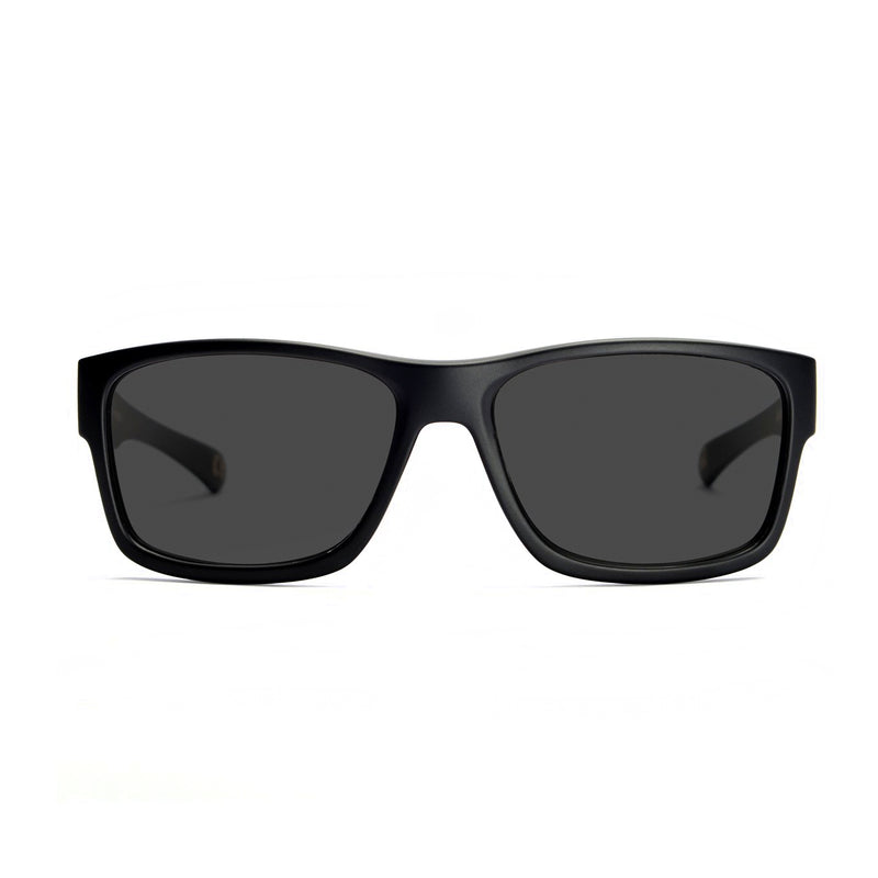 MADSON STRETCH BLACK ON BLACK POLARIZED - Urban Ave Boardshop