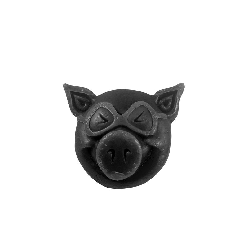 PIG HEAD BLACK WAX