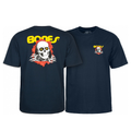 POWELL PERALTA RIPPER NAVY YOUTH T-SHIRT - Urban Ave Boardshop