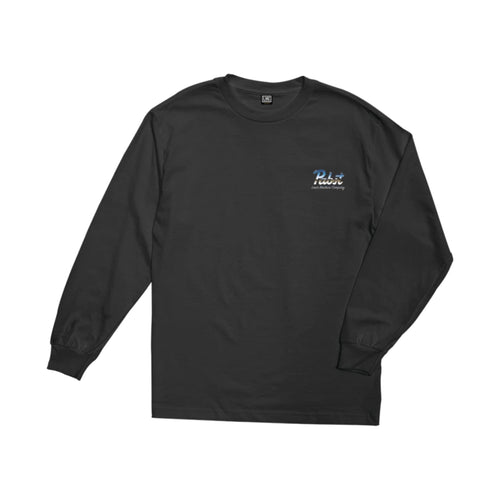Loser Machine X  X PBR Highway LS TEE Black - Urban Ave Boardshop