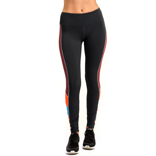 RVCA LEGGING MULTI COLOR