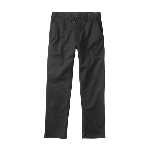 RVCA WEEKEND STRETCH PANTS (BLACK) - Urban Ave Boardshop