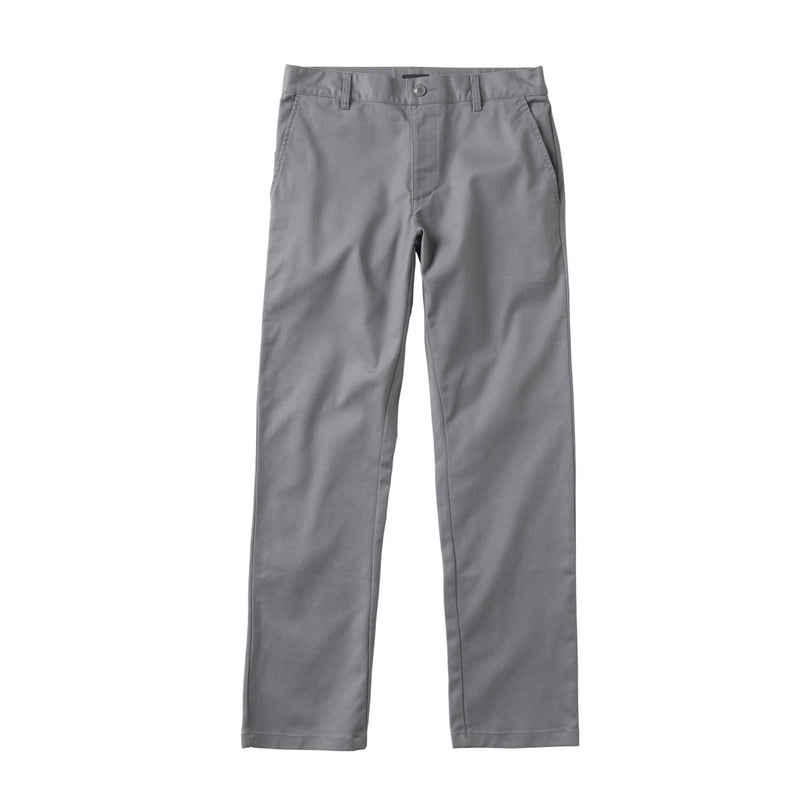 RVCA WEEKEND STRETCH PANTS BOYS (SMOKE) - Urban Ave Boardshop