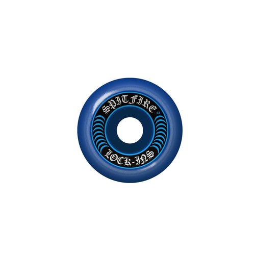 SPITFIRE F4 99 LOCK-INS MASH UP BLUE/TEAL 55MM