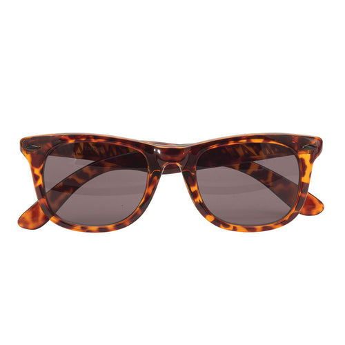 Santa Cruz Strip Shades Sunglasses Tortoise OS Unisex