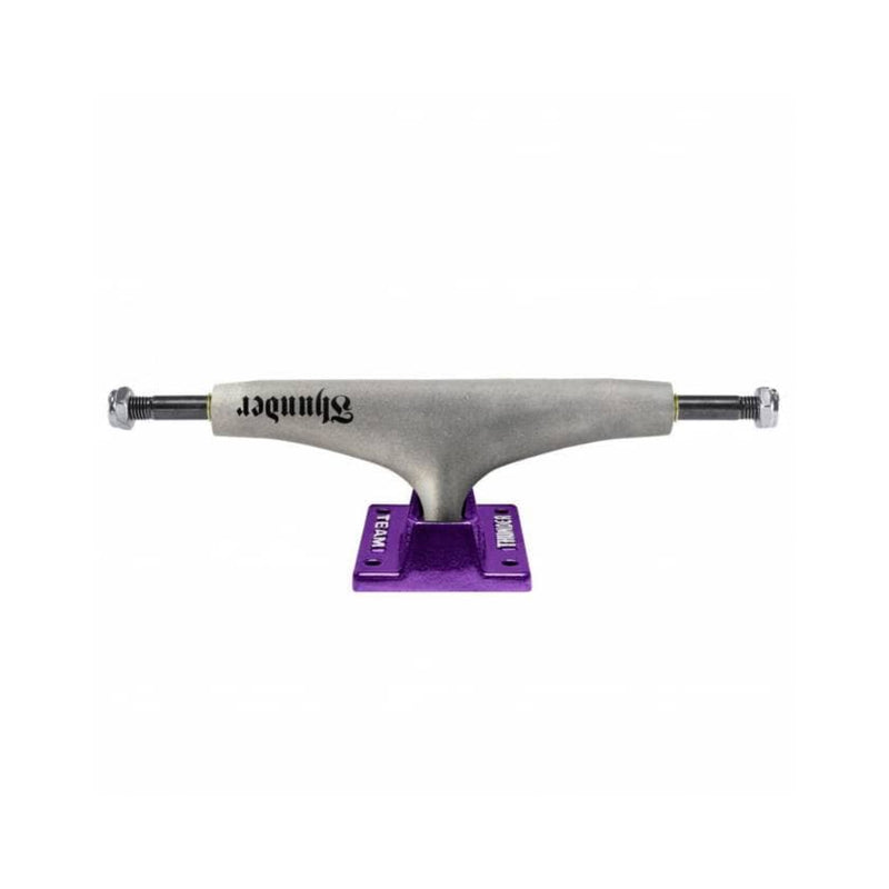 THUNDER SCRIPT RAW TEAM CANDY PURPLE 149 - Urban Ave Boardshop