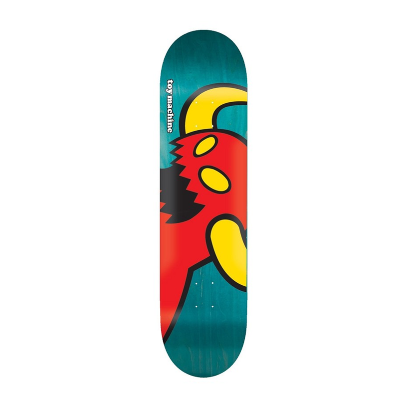 Toy Machine Skateboards Vice Monster Turquoise 8.88 x 32.25 - Urban Ave Boardshop