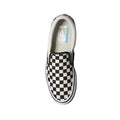 VANS SLIP-ON CHECKER BOARD BLACK/WHITE - Urban Ave Boardshop