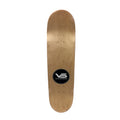 VERTUAL SKATEBOARDS SPIRAL CHOCOLATE 8.5 x 32.75