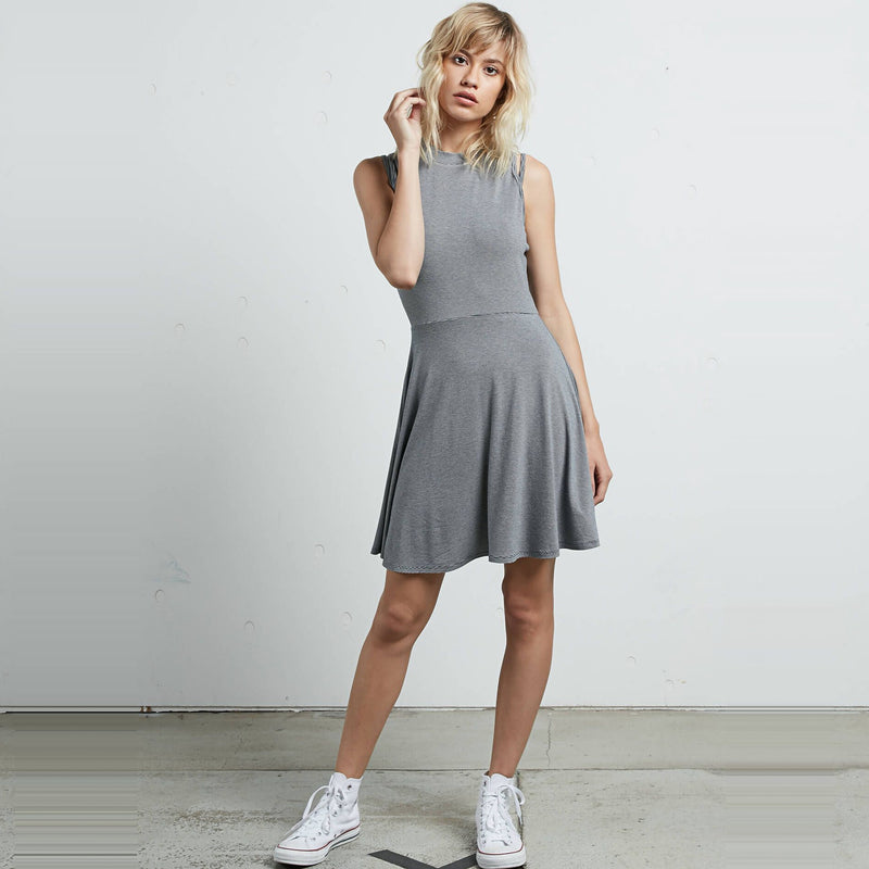VOLCOM OPEN ARMS DRESS - Urban Ave Boardshop
