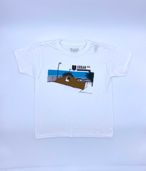 URBAN AVE BOARDSHOP KIDS ALGA - WHITE - Urban Ave Boardshop