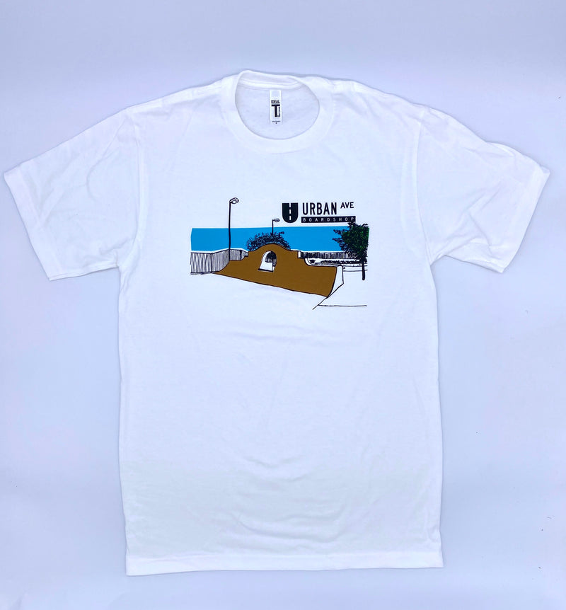 URBAN AVE BOARDSHOP ALGA NORTE - WHITE - Urban Ave Boardshop