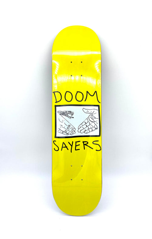 "Doom Sayers Snake Shake 8.5"" - Urban Ave Boardshop"