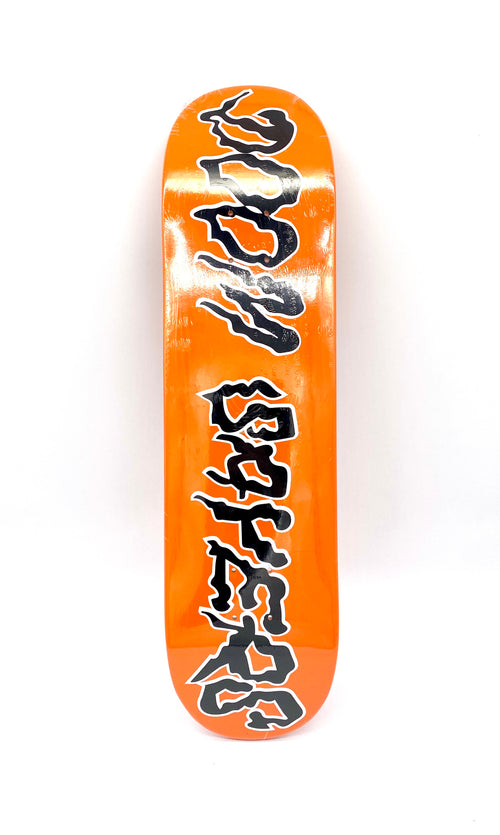 "Doom Sayers Ghost Ride Orange - 8.38"" - Urban Ave Boardshop"