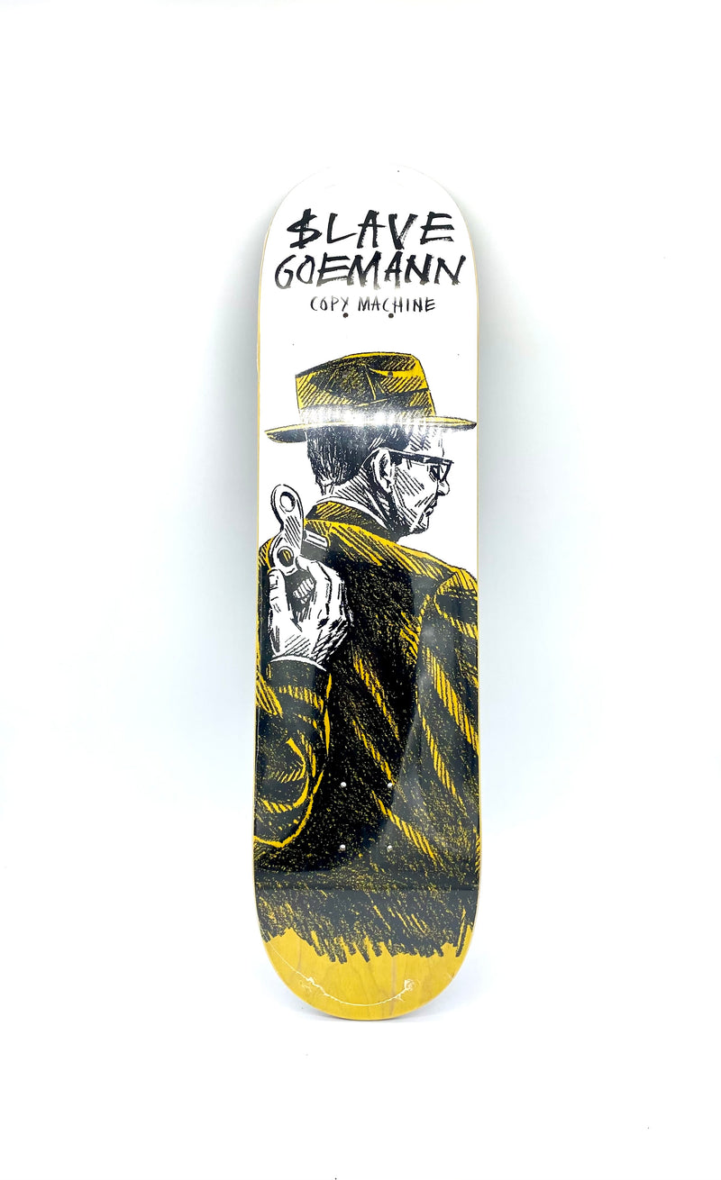 Slave Goemann - Copy Machine 8.0 - Urban Ave Boardshop