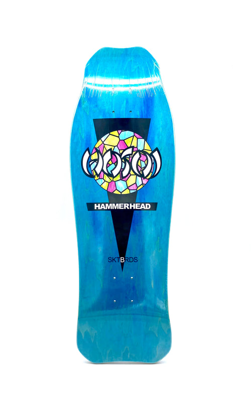 HOSOI HAMMERHEAD STAINED GLASS DOUBLE KICK 10.25