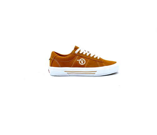 VANS SKATE SID PUMPKIN/WHITE - Urban Ave Boardshop