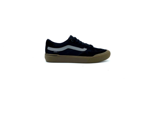 VANS BERLE PRO RUMBA BLACK/DARK GUM - Urban Ave Boardshop
