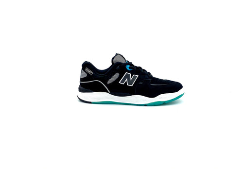 NEW BALANCE NUMERIC 1010 TIAGO BLACK/BLUE - Urban Ave Boardshop
