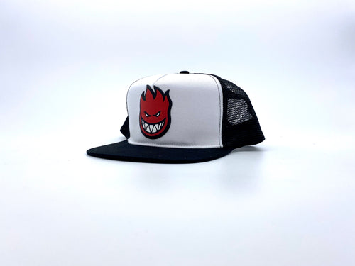 SPITFIRE BIGHEAD RED/BLACK HAT - Urban Ave Boardshop