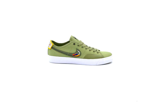 NIKE SB ZOOM BLAZER COURT DVDL DUSTY OLIVE