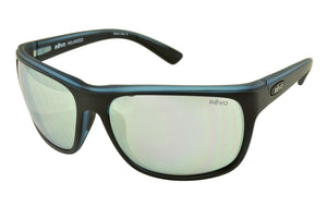 New Revo Sunglasses Remus RE1023 19 Matte Black/Grey Polarized - Blue Light Blocking Eyewear