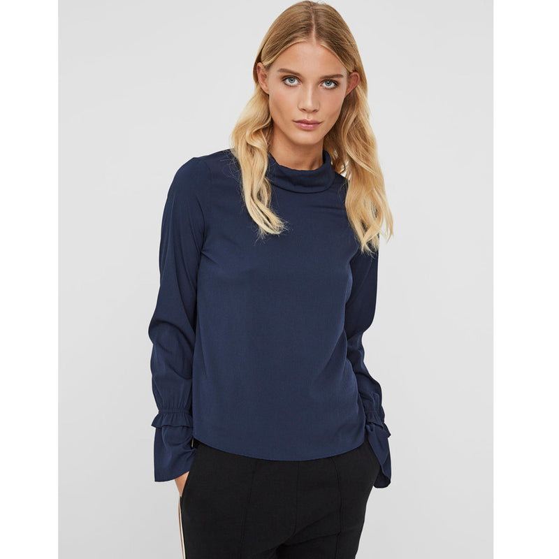 Liva Bell Sleeve Blouse (available in additional colours)