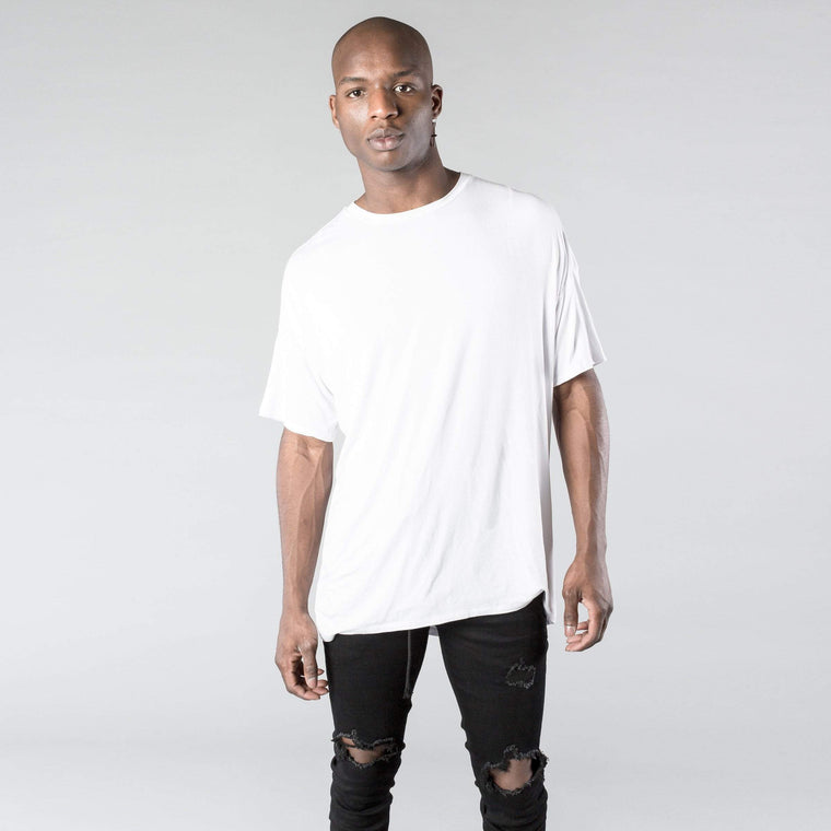 Kollar Essential Concave Tee (White)