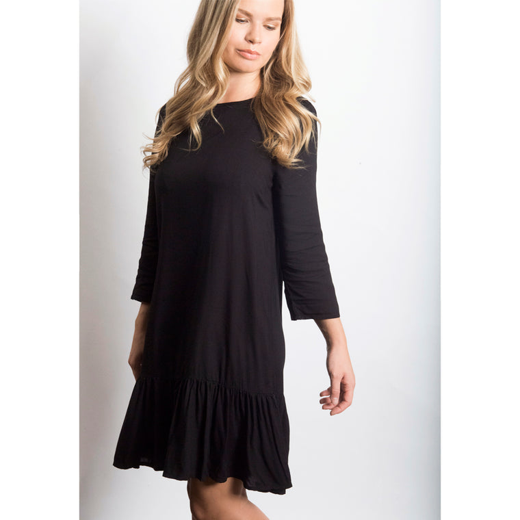Jenna Drop Waist Dress